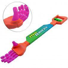 Mão Bionica Braço Mecânico 56 Cm Robô Brinquedo 128789
