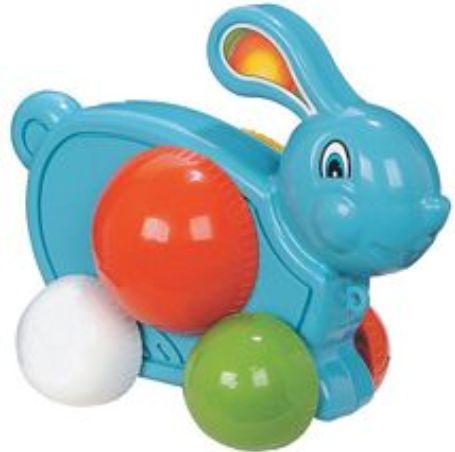 Coelho Brinquedo Infantil Didático Coelhinho - 17029
