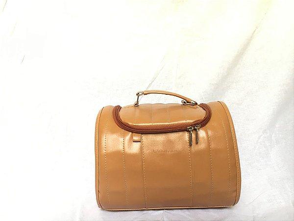 Bolsa Térmica Mini Carol - Caramelo