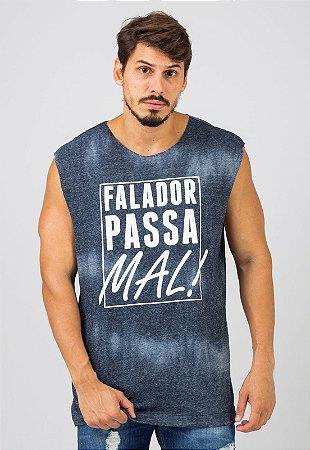 Camiseta Tie Dye Falador Passa Mal