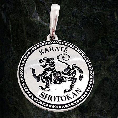 Pingente Karatê Shotokan