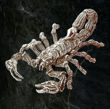 Pingente Escorpião - PG10