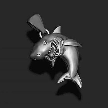 Pingente Tubarão - P42