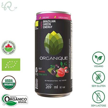 Energético Orgânico 269 ml - Organique