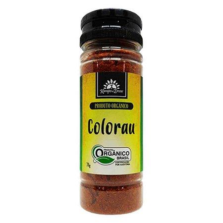 Tempero Colorau (Urucum) Orgânico 70g - Kampo de Ervas