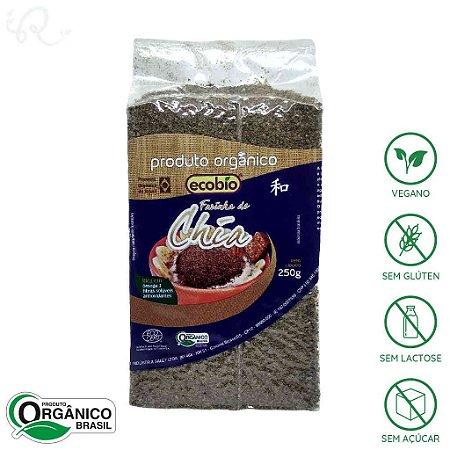 Farinha de Chia Orgânica 250g - Ecobio