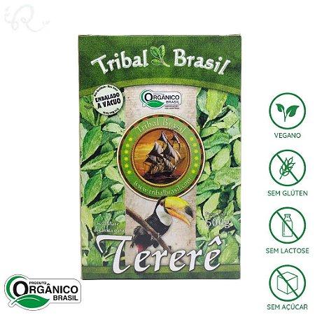 Erva Mate Tererê Orgânico 500g - Tribal Brasil