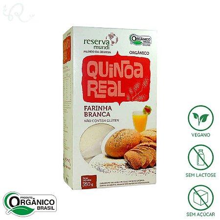 Farinha de Quinoa Branca Orgânica 300g - Reserva Mundi