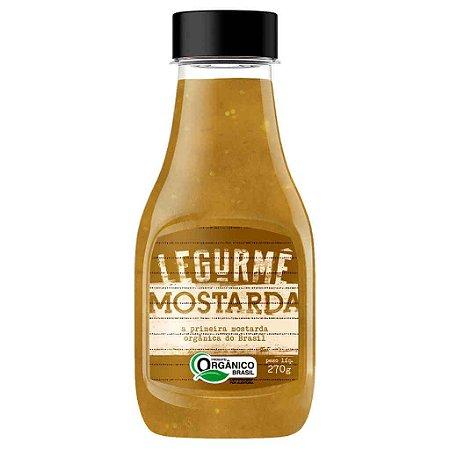 Mostarda Orgânica 270g - Legurmê