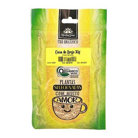 Chá Cana do Brejo (Cana de Macaco) Orgânico 30g - Kampo de Ervas