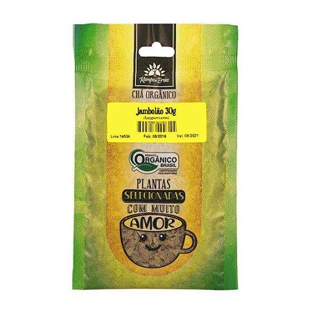 Chá de Jambolão (Jamelão) Orgânico 30g - Kampo de Ervas