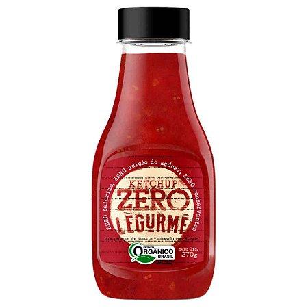 Ketchup Zero Orgânico 270g - Legurmê
