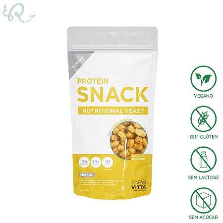 Snack Proteico Nutritional Yeast 35g - Farovitta (VENCIMENTO PRÓXIMO)