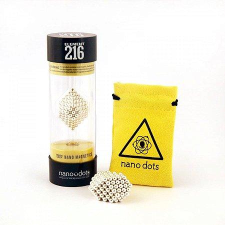Nanodots silver 216