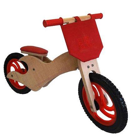 Bicicleta do equilíbrio