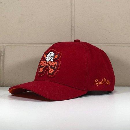Boné Red Man St. Louis - RED 686