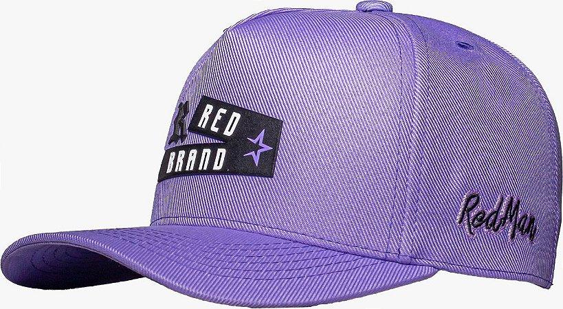 Boné Red brand R1 star - RED 727