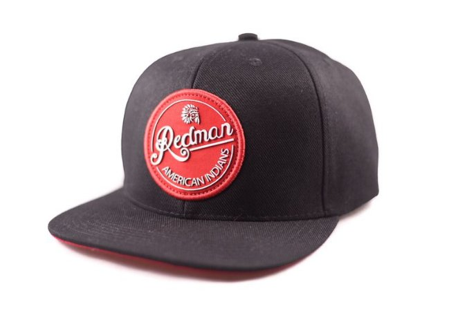 Boné Red Man SnapBack Stting Bull - RED 033