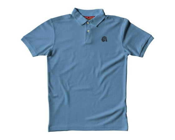 Camisa Polo Red Man - Azul