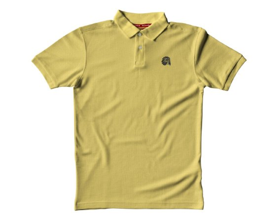Camisa Polo Red Man - Amarela