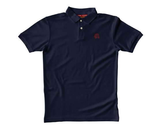 Camisa Polo Red Man -  Azul Marinho