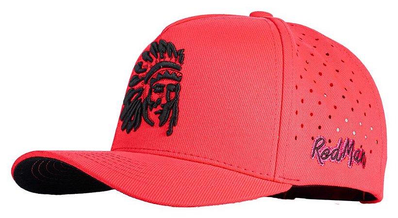 Boné Red Man NEON PINK - RED 567