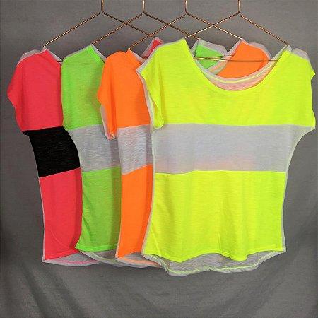 T-shirt Listra Neon