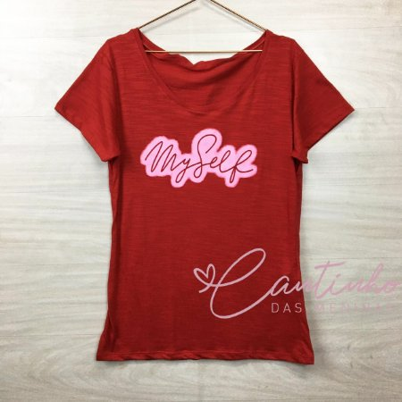 T-shirt MySelf
