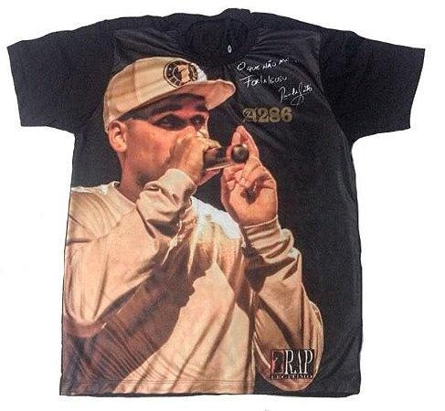 """Camiseta Reinaldo A286, """"O que não matou, fortaleceu"""""""