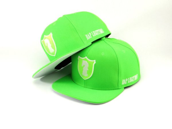 Boné Rap Legítimo, verde