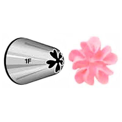 Bico De Confeitar Inox Wilton Flor Grande N 1f Original