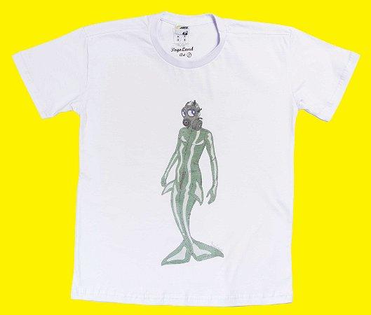 Camiseta Sereia do Tietê