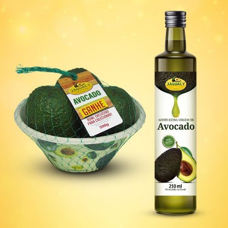 Kit Avocado com Azeite