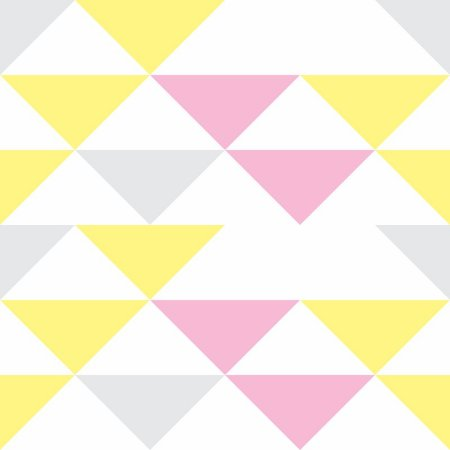 Papel de Parede Triangles @maezice
