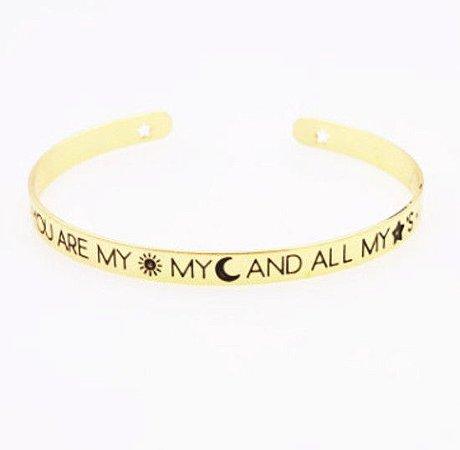 Bracelete YOU ARE MY...