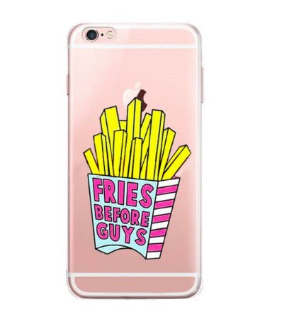 FRIES BEFORE GUYS CANDY