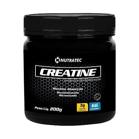 Creatina Creatine - 200g - Nutratec