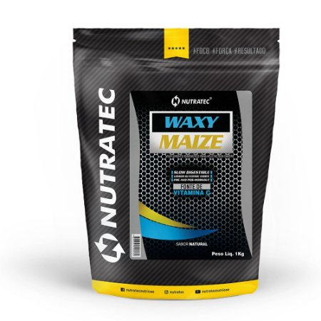 Waxy Maize - 1000g - Nutratec