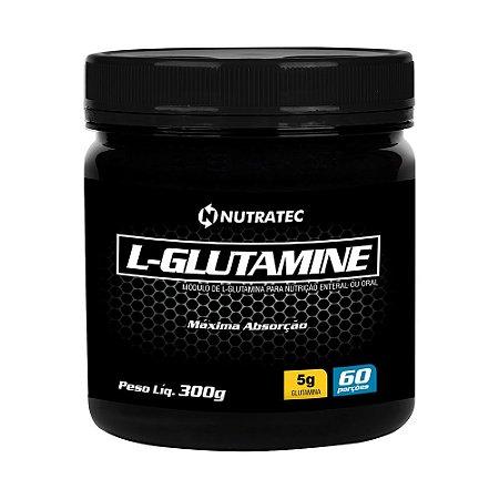 Glutamina L Glutamine - 300g - Nutratec