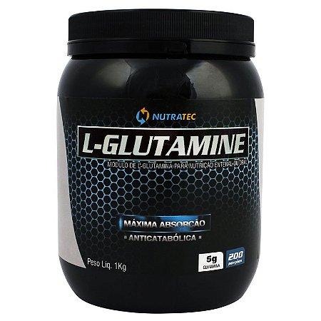 L-glutamine - 1000g - Nutratec