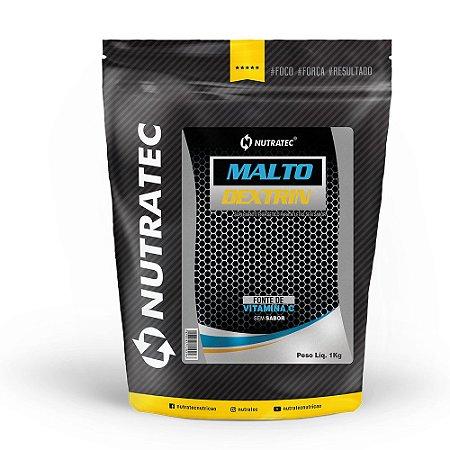 Maltodextrina - 1Kg - Nutratec