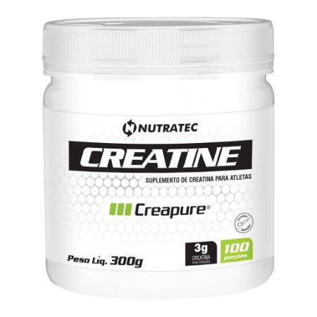 Creapure - 300g - Nutratec
