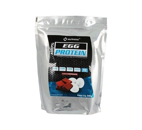 Egg Protein - 500g - Nutratec