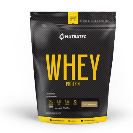 100% Whey Protein - 2,27Kg - Nutratec