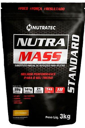 Nutramass Standard 3kg Refil