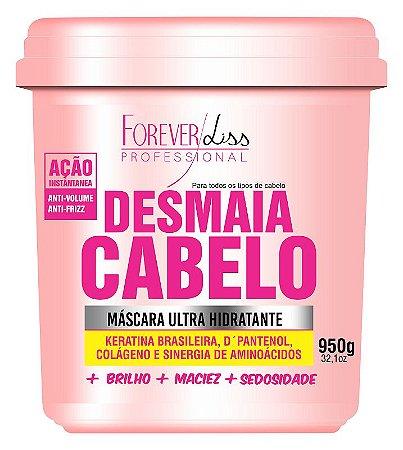 Forever Liss Desmaia Cabelo Mascara Grande 950g
