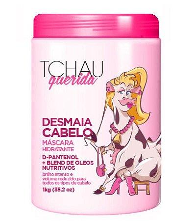 Tchau Querida - Desmaia Cabelo - Máscara Hidratante - Fine Portier - 1Kg
