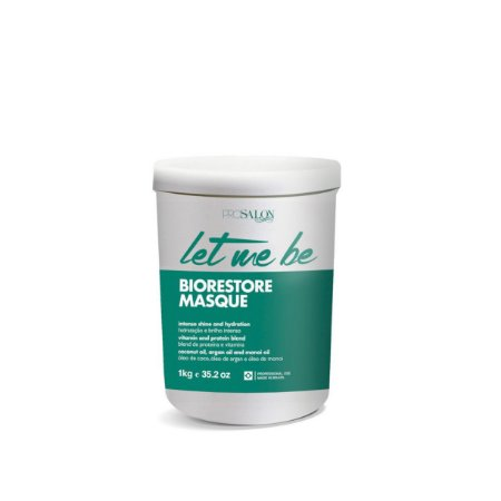 Máscara Let Me Be Biorestore Masque 1Kg