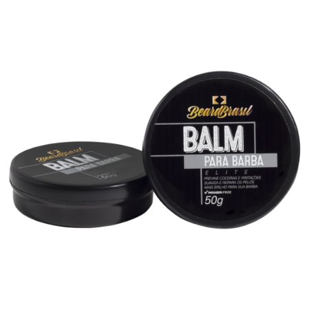 Balm Elite 50g - Beardbrasil