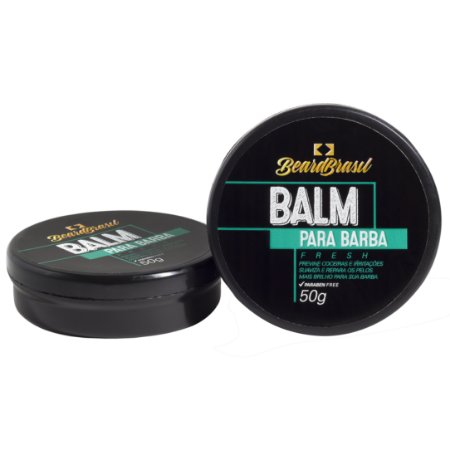 Balm Fresh 50g - Beardbrasil